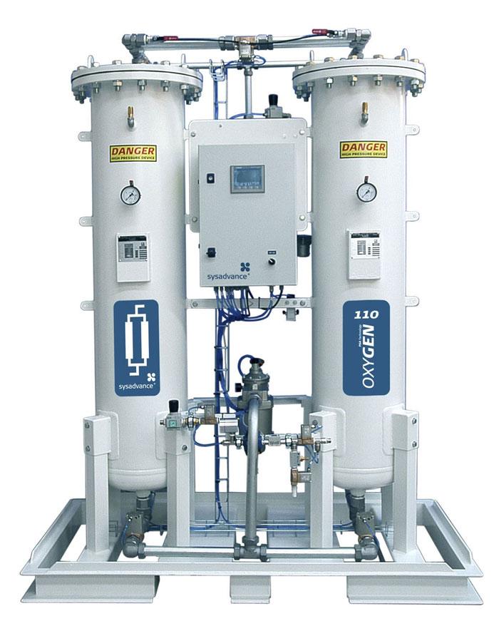 اکسیژن ساز صنعتی - دستگاه اکسیژن ساز
