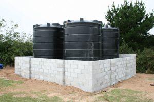 مخزن آب پلی اتیلن | اوژن اطلس سپهر