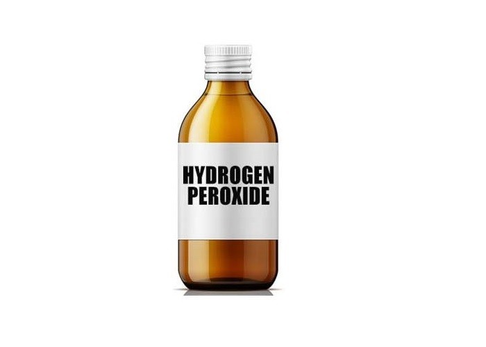 ضد عفونی هیدروژن پر اکسید