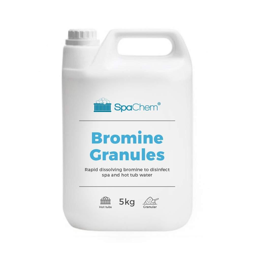 BCDMH (Bromine-chlorine-dimethylhydantoine) برومین