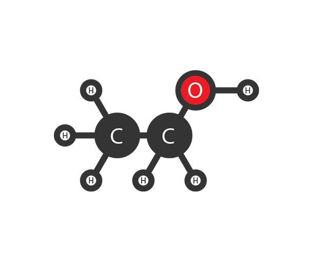 فرمول شیمیایی ماده ضد عفونی کننده الکل