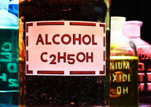 ضدعفونی کننده الکل مناسب میکروب زدایی