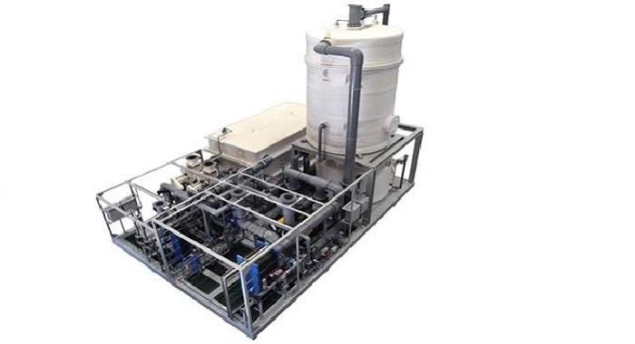 تولید هیپوکلریت سدیم به روش کلر بخار مرطوب از سلول های الکترولیتی