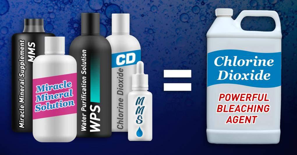 محلول ضد عفونی کننده کلر دی اکسید جهت ضد عفونی کردن تجهیزات پزشکی