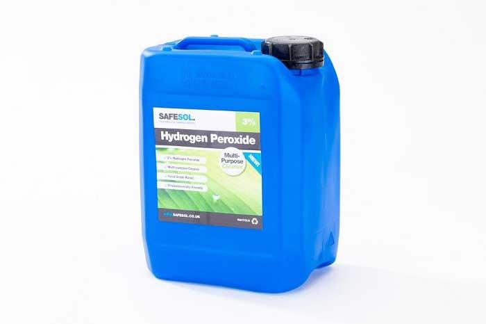 آب اکسیژنه با غلظت های مختلف برای کاربردهای گوناگون