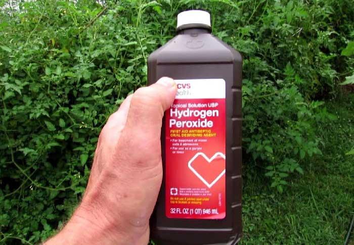 آب اکسیژنه برای ضدعفونی کردن سطوح مختلف