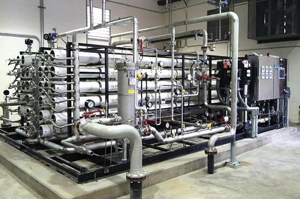 فناوری تصفیه آب و فاضلاب