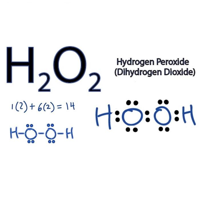 هیدروژن پراکسید
