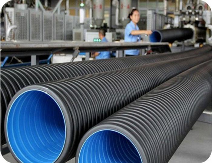لوله های اسپیرال کاروگیت(Corrugated Spiral Pipes) - گروه مهندسی اوژن اطلس سپهر