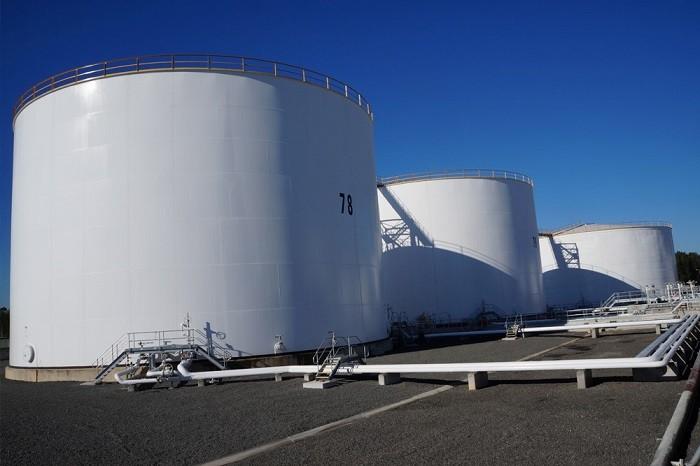 مخازن استیل(Steel Tanks)