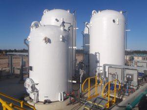 مخازن نگهداری مواد شیمیایی - Chemical Storage Tanks