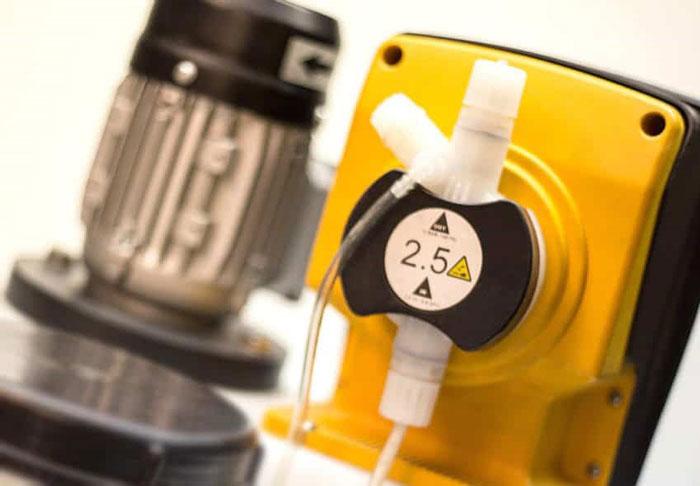پمپ تزریق مواد شیمیایی یا Chemical Injection Pump