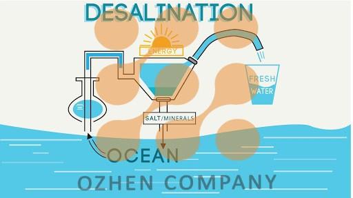 آب شیرین کن ساخت گروه فنی مهندسی اوژن