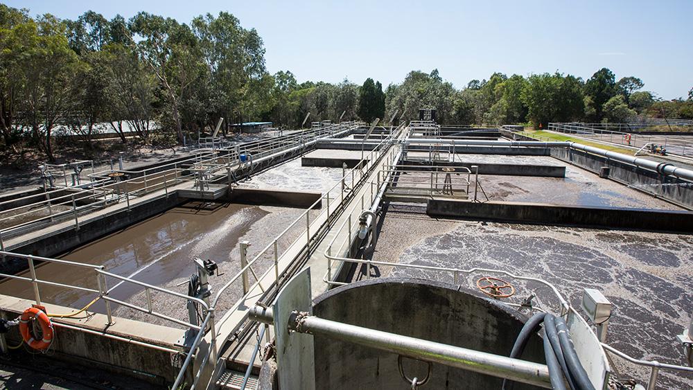 Sanitary wastewater treatment packageپکیج تصفیه فاضلاب بهداشتی اوژن -