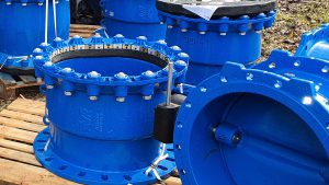 خطوط انتقال آب و فاضلاب ارائه شده توسط گروه فنی مهندسی اوژن اطلس